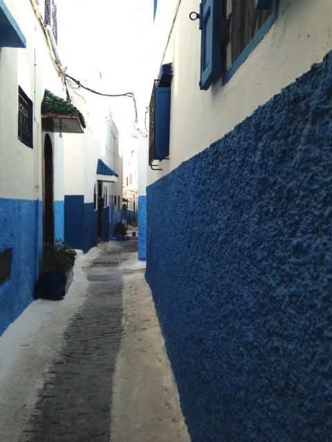 Kasbah Alleyway