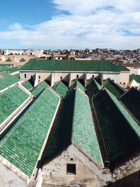 Fes Rooftops