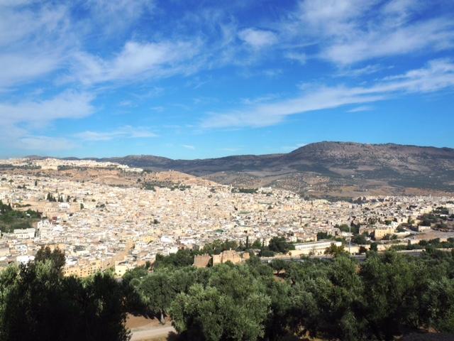 Panoramic Fez