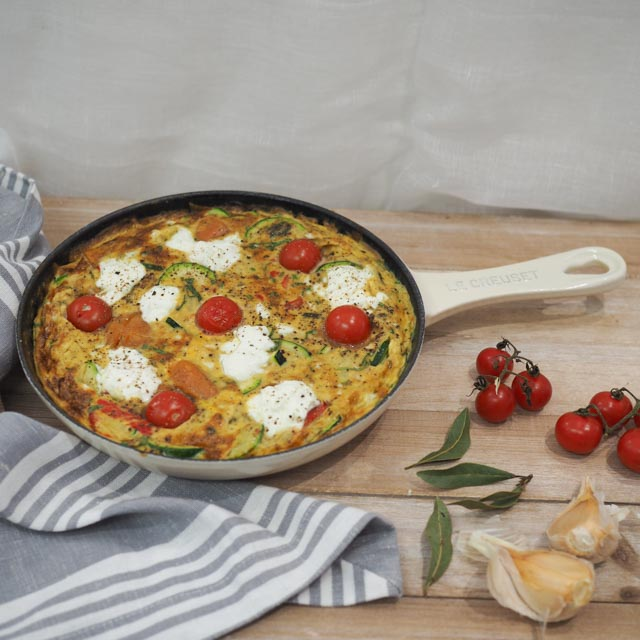 vegetable-and-goat-cheese-fritatta-kitchen-to-table-yamba