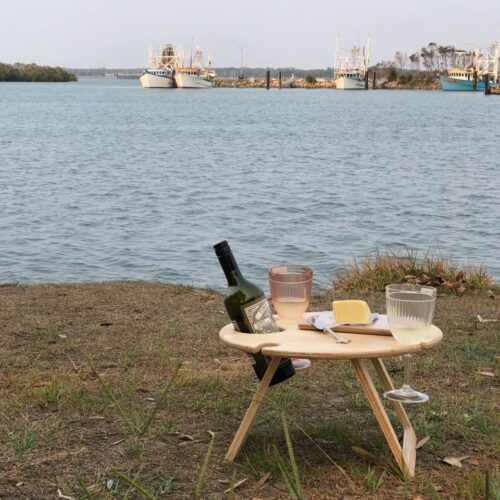 Round Picnic Table, Kitchen to Table