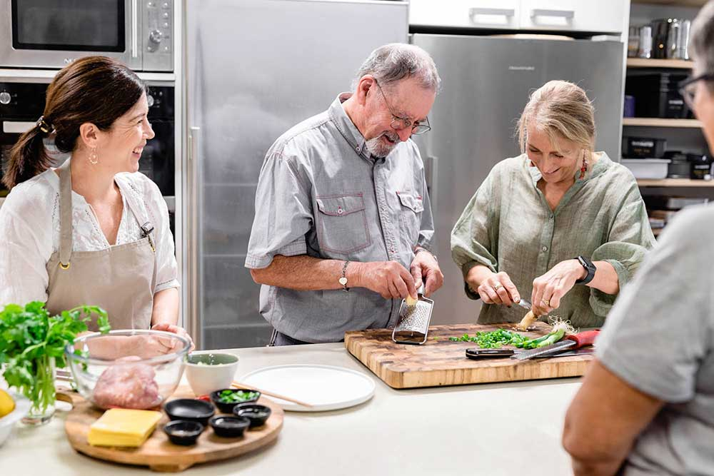 Kitchen to Table, Yamba Cooking Classes, Northern Rivers