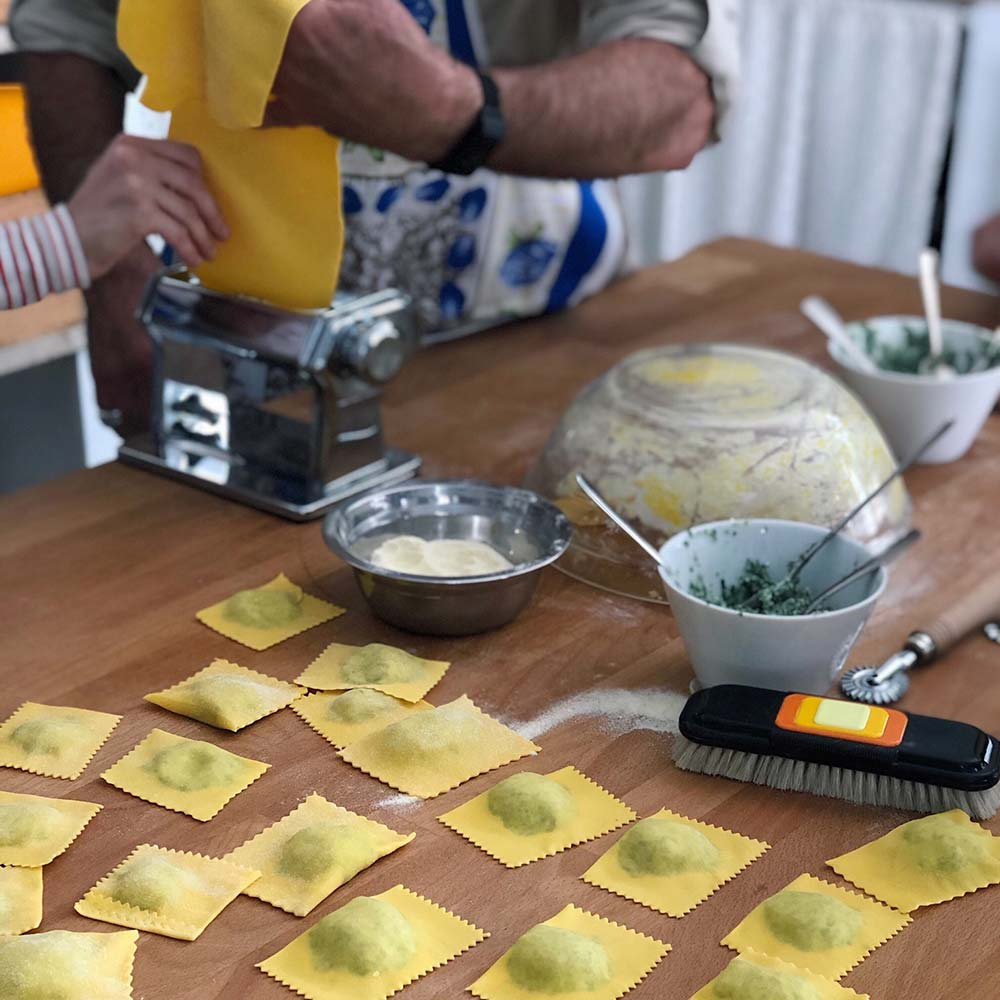 Pasta Making, Ravioli, Kitchen to Table, Yamba