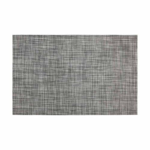 Maxwell and Williams woven placemat crosshatch grey, Kitchen to Table, Yamba