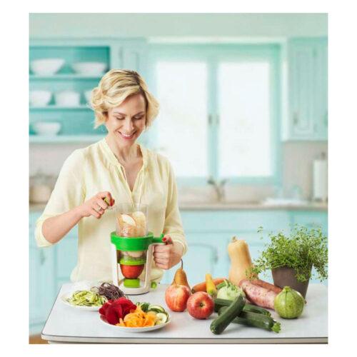 Betty Bossi Veggie Twister Plus, Kitchen to Table, Yamba