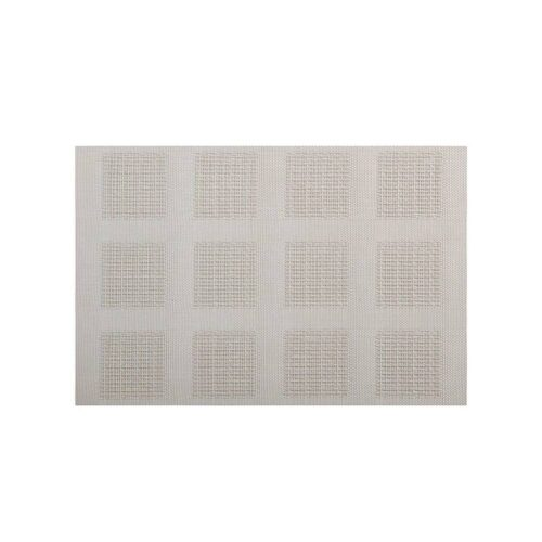 Maxwell and Williams woven placemat squares taupe Kitchen to Table, Yamb