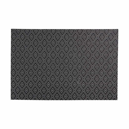 Maxwell and Williams woven placemat Gypsy Black Kitchen to Table, Yamba