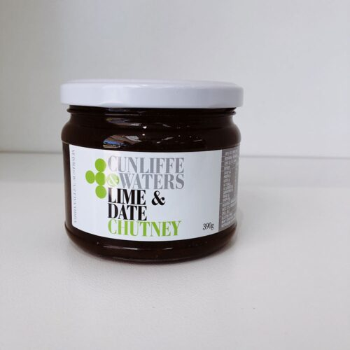 Cunliffe & Waters Date and Lime Chutney, Kitchen to Table, Yamba