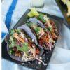 Turkey and black bean tacos, Kitchen to Table, Yamba