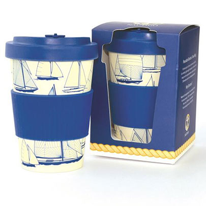 NautiGo Travel Mug 400ml Sail Away
