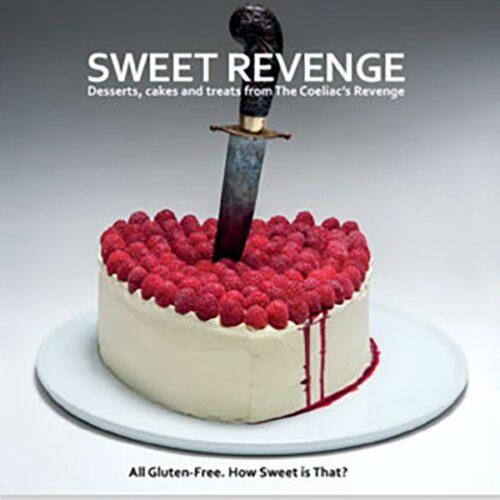 Sweet Revenge, gluten-free cookbook, Kitchen to Table, Yamba