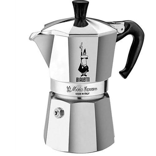 Bialetti Moka Stovetop Coffee Maker, 1-cup, Kitchen to Table, Yamba