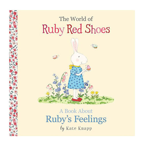 Book about rubys feelings, kitchen to table, Yamba